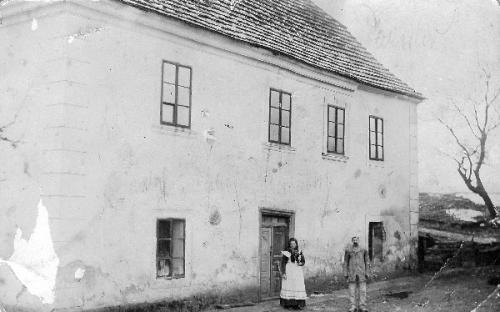 Hradeckého mlýn - 1930