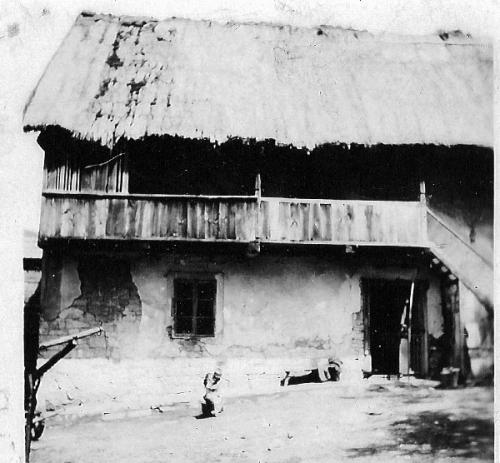 dům V. Hendrycha - 1926